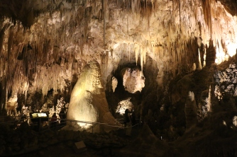 Cool cave formations